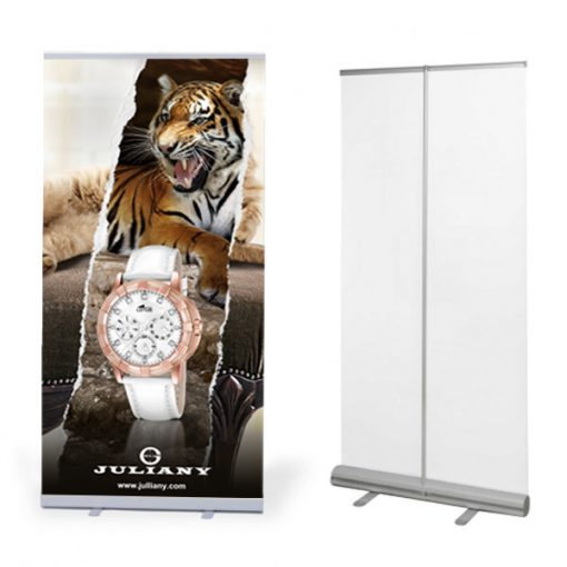 roll up banner 100 x 200 cm