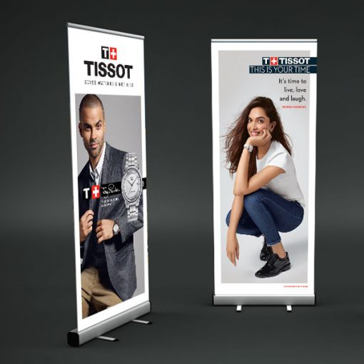 roll up stand 85x200