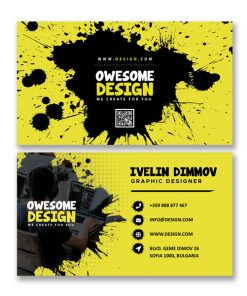 business-cards-design-white