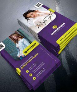 business-cards-makeup