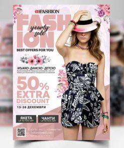 Fashion-Flyer-a4
